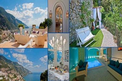 Villen oder Ferienwohnungen in Italien mieten