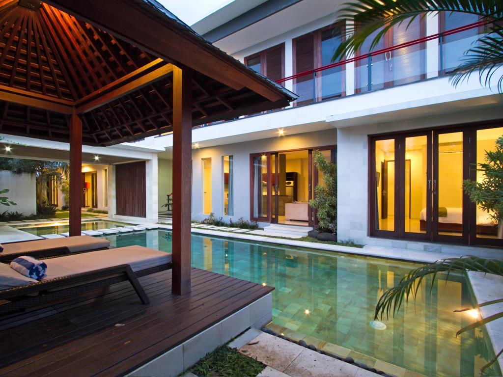 Luxus Ferienvillen und Ferienhäusern